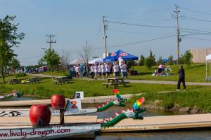 2017 Welland Dragon Boat Festival at WIFC